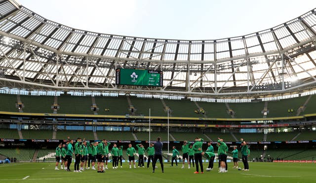Ireland v Scotland – Guinness Six Nations – Aviva Stadium