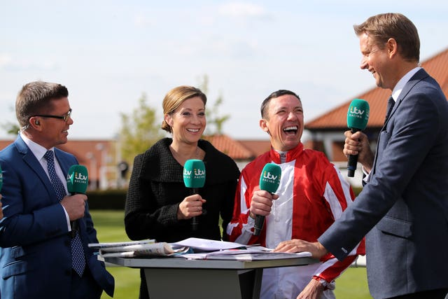 Hayley Turner was a successful part of the ITV Racing team through the Flat season