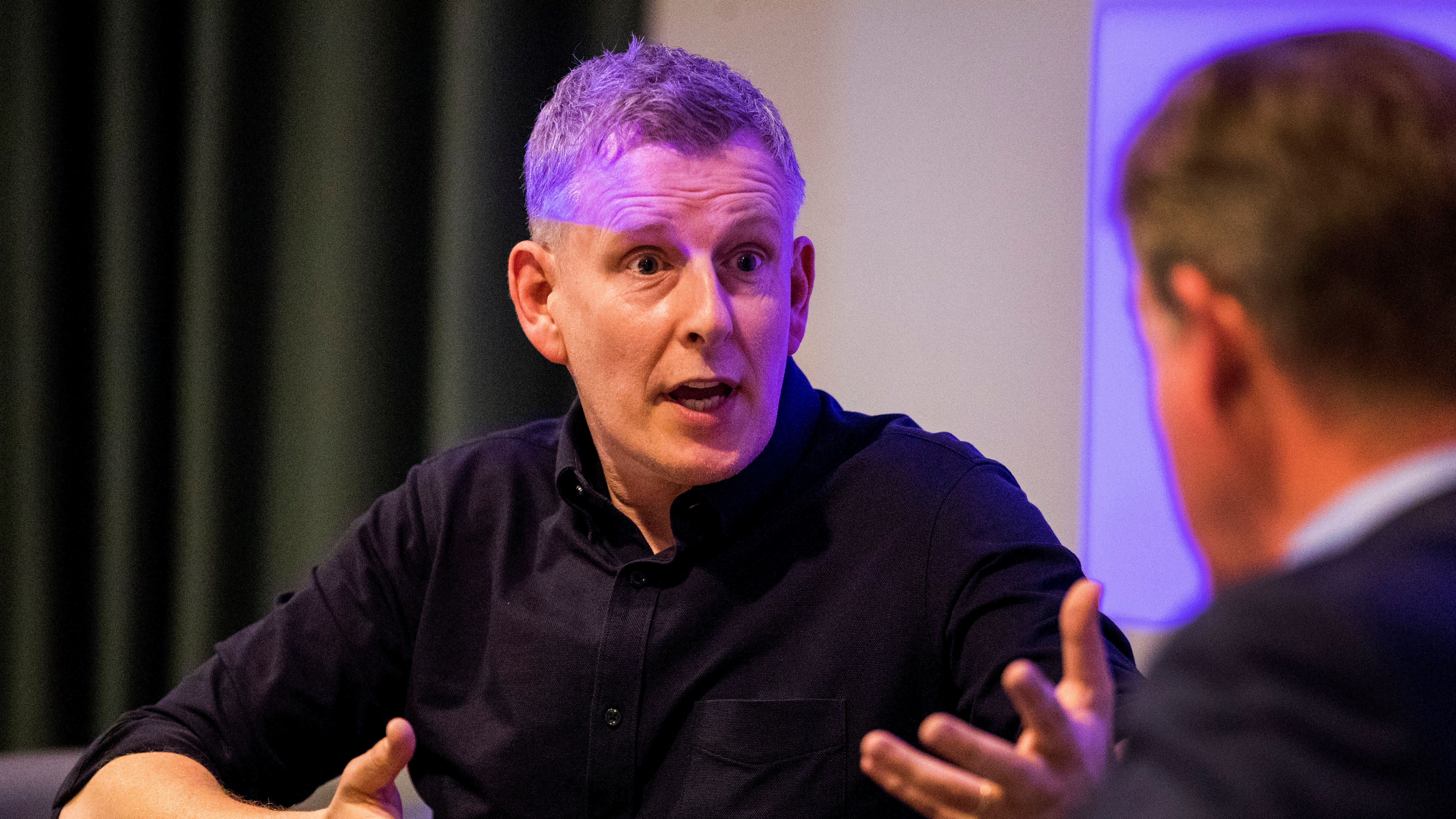 Comedian Paddy Kielty has called for measures to tackle the segregation of education in Northern Ireland
