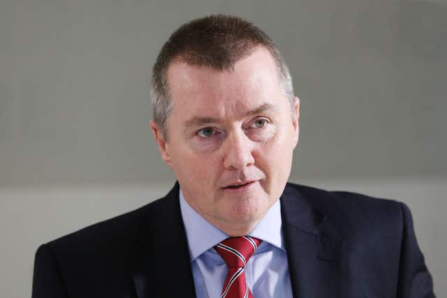 Willie Walsh, head of International Airlines Group, owners of BA.