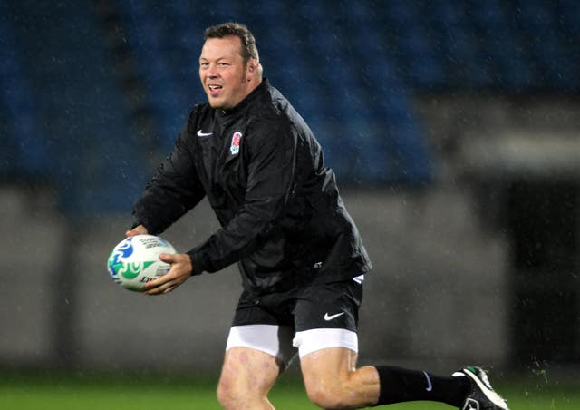 Rugby Union – IRB Rugby World Cup 2011 – England Training Session – Carisbrook