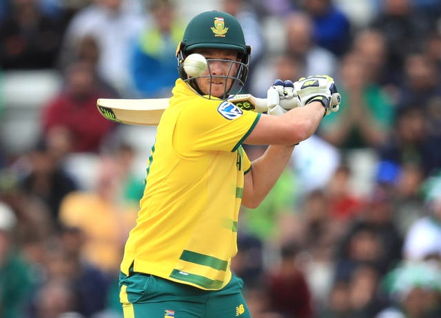 David Miller is hoping to be back in South Africa colours next week.