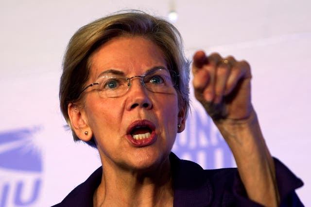 Election 2020 Warren