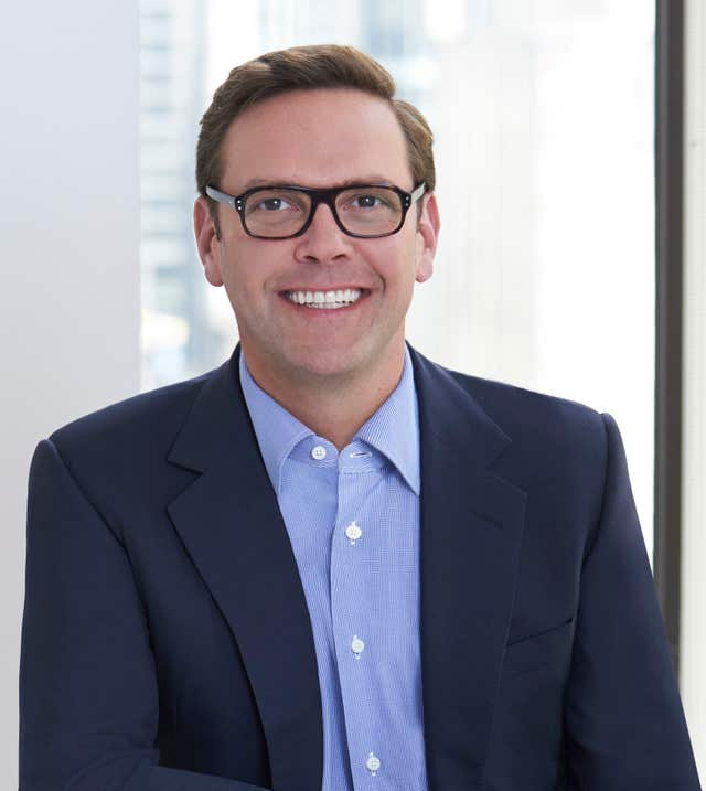 James Murdoch returns as Sky chairman