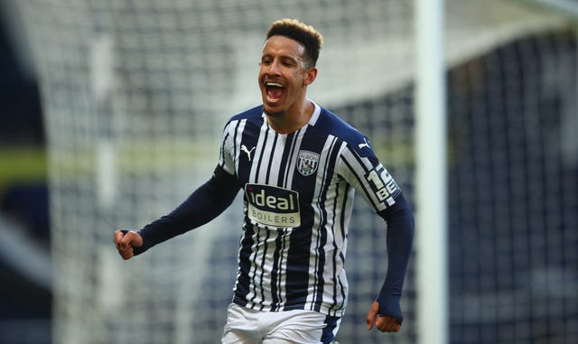 Callum Robinson wrapped up victory for West Brom