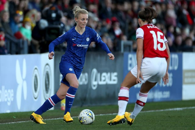 Arsenal v Chelsea – FA Women's Super League – Meadow Park
