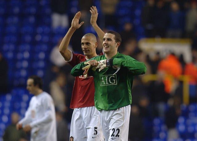 Soccer – FA Barclays Premiership – Tottenham Hotspur v Manchester United – White Hart Lane