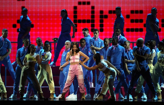 Brit Awards 2020 – Show – London