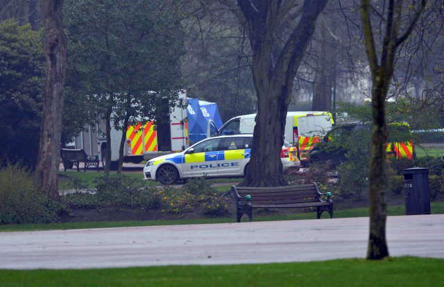 Body found in West Park - Wolverhampton