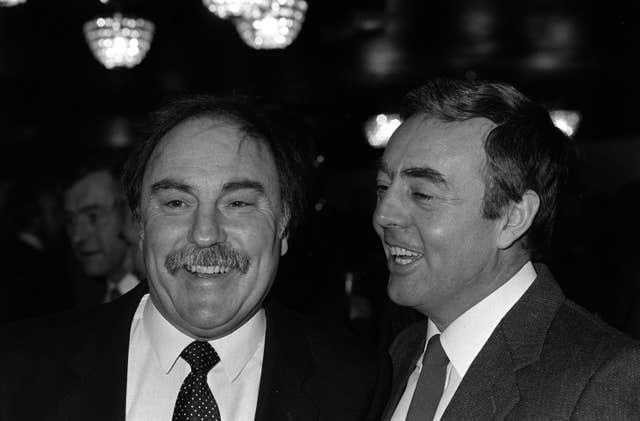 Jimmy Greaves and Ian St. John