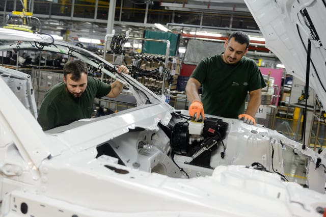 Jaguar Land Rover business update