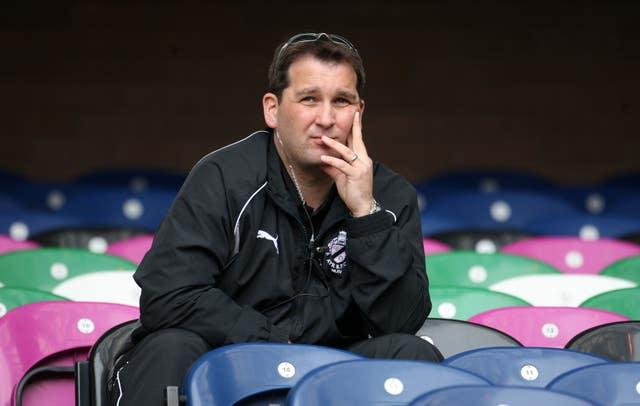 Glasgow coach Kenny Murray