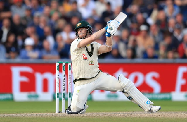 Smith scored 82 in his second innings at Old Trafford