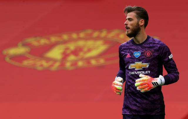 David De Gea has struggled for form at United of late