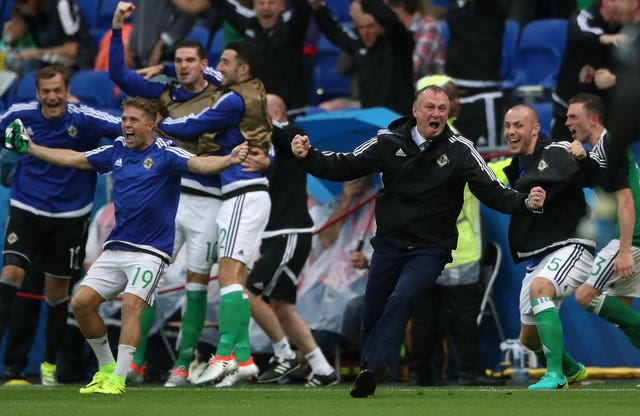 Michael O'Neill took Northern Ireland into the knockout stages at Euro 2016