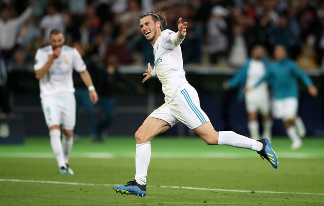 Bale, who had come on as a substitute, was outstanding in the Champions League final