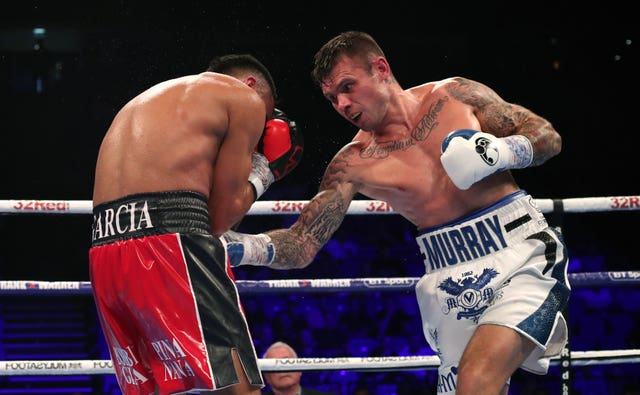 Martin Murray has come up short in his four previous world title fights (Chris Radburn/PA)