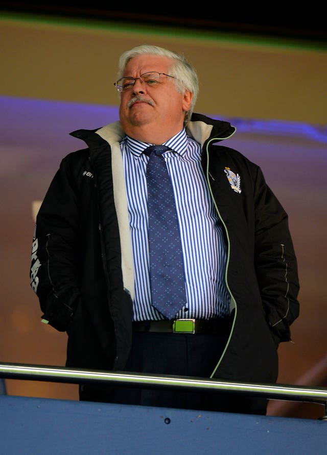 Former Port Vale chairman Norman Smurthwaite held talks with Steve Dale earlier this week