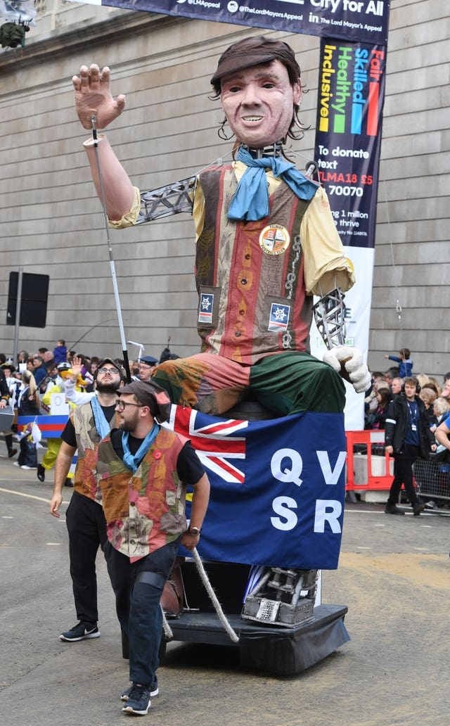 The Lord Mayor's Show 2018