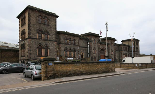 Prison stock