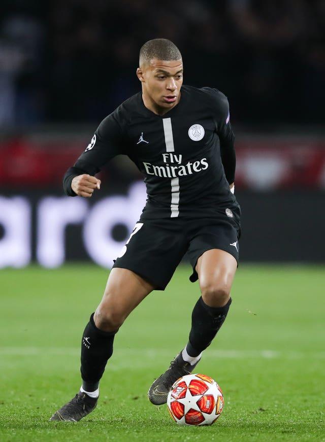 Kylian Mbappe scored twice as PSG beat Nimes 4-0 on Friday