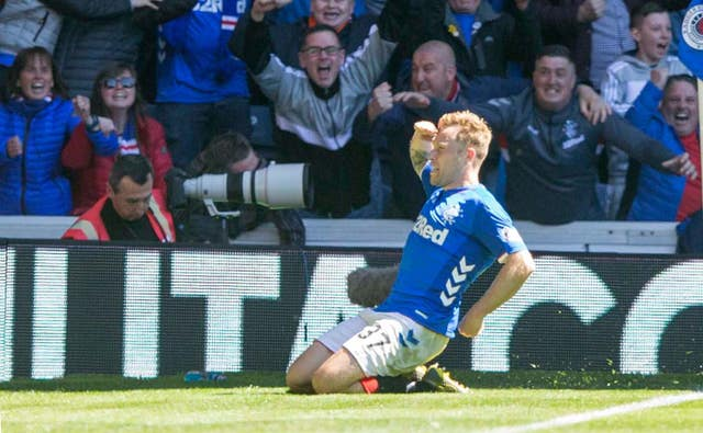 Rangers cut Celtic's lead to six points