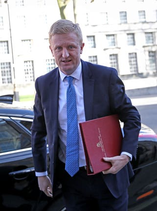 The new measures have been announced by culture secretary Oliver Dowden