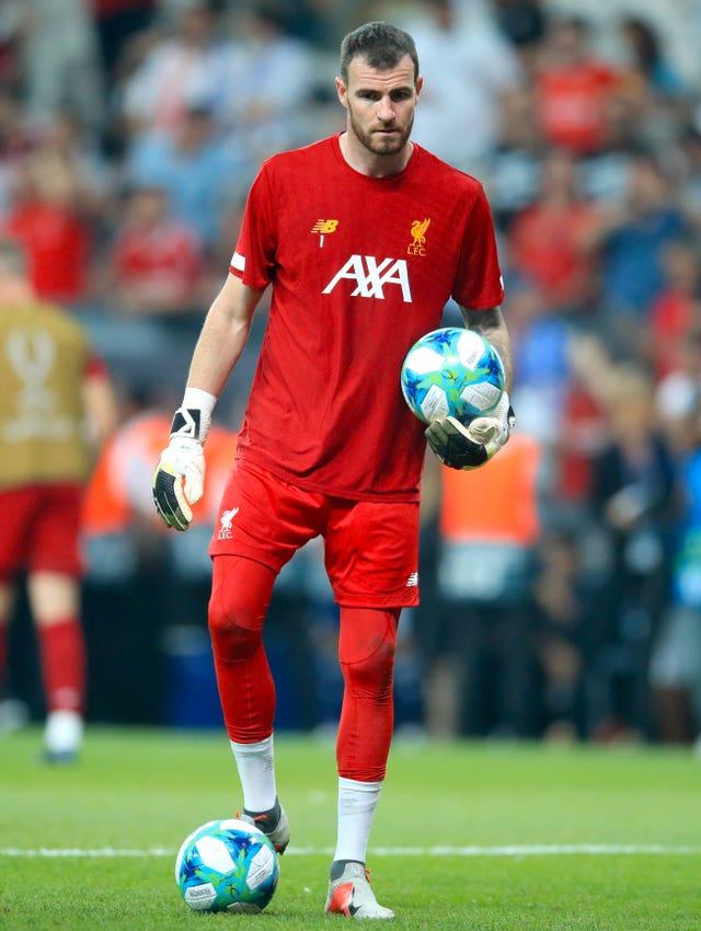Liverpool goalkeeper Andy Lonergan could make his debut at Southampton