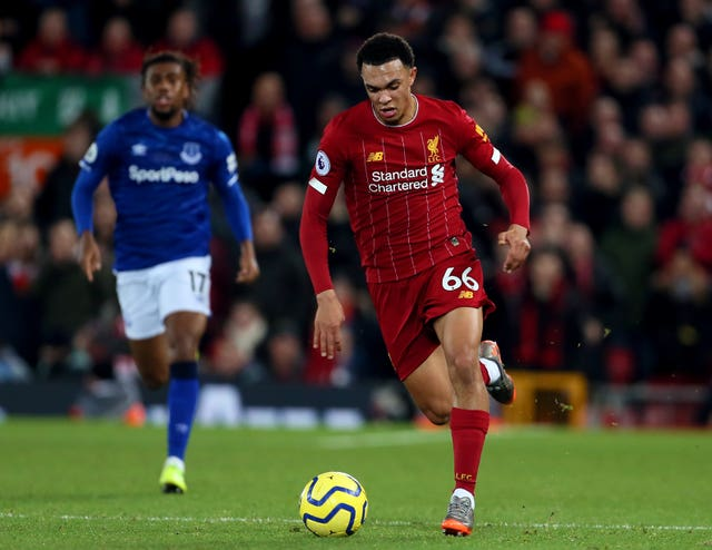 The venue for the Merseyside derby due to take place later this month is yet to be confirmed