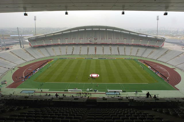 Liverpool won the Champions League in 2005 at the Ataturk Olympic Stadium