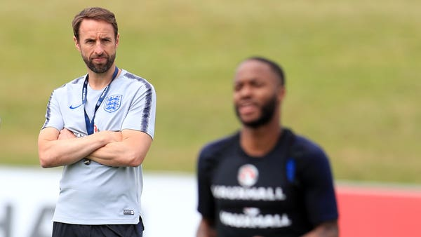 Gareth Southgate delighted with Raheem Sterling's 'big influence' on England