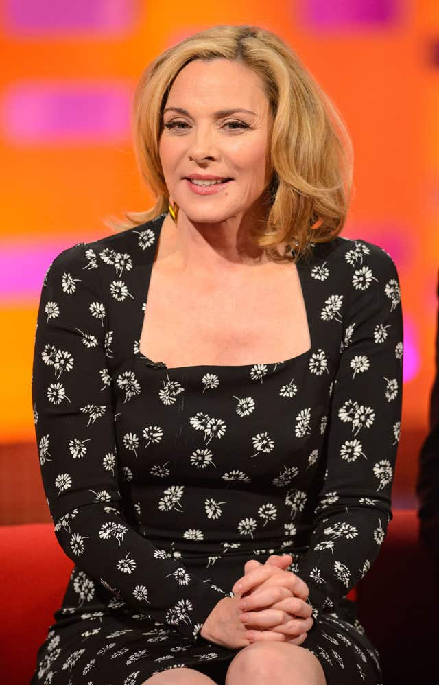 Kim Cattrall withdraws from play