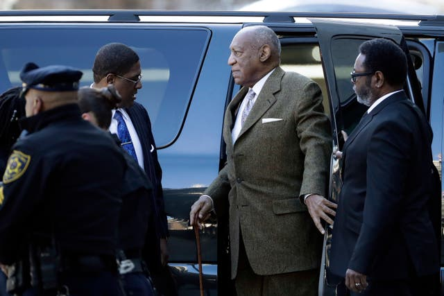 Bill Cosby's lawyers are seeking to get the case thrown out (Matt Slocum/AP)
