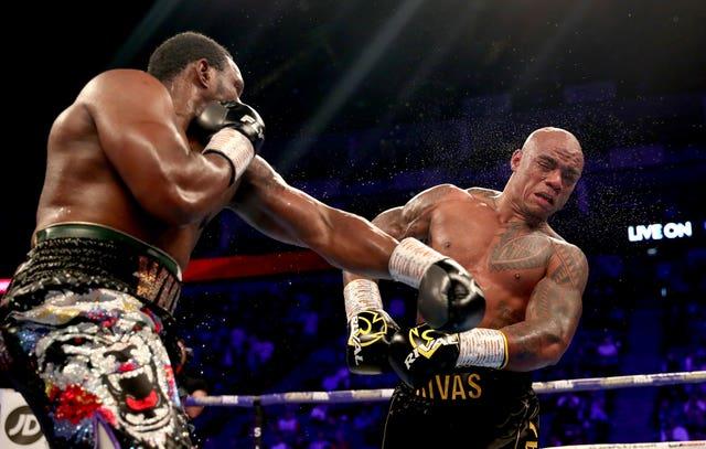 O2 Arena Boxing