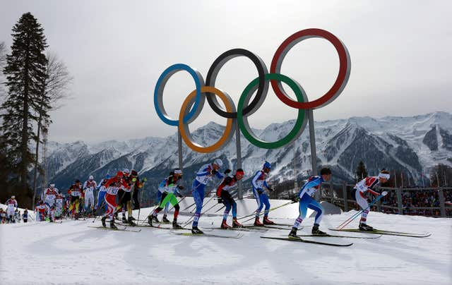 The Russian city of Sochi hosted the 2014 Winter Olympics