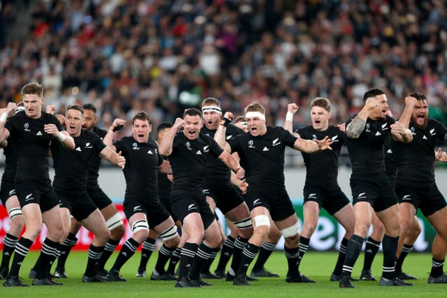 New Zealand finished third at the World Cup