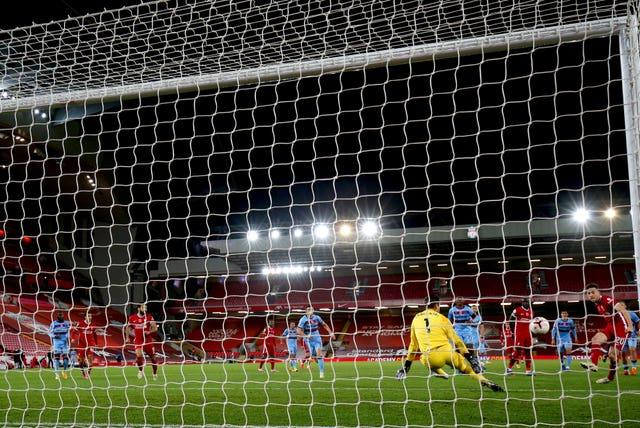 Liverpool v West Ham United – Premier League – Anfield