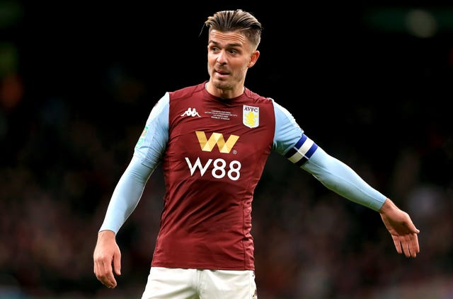 Jack Grealish was the first Premier League player to be caught breaking lockdown rules