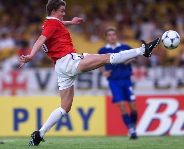 Ole Gunnar Solskjaer played at the World Cup Cup in 2000 that saw Manchester United pull out of the FA Cup