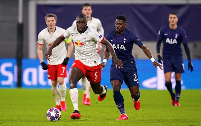 Impressive RB Leipzig defender Dayot Upamecano has been linked to Manchester United