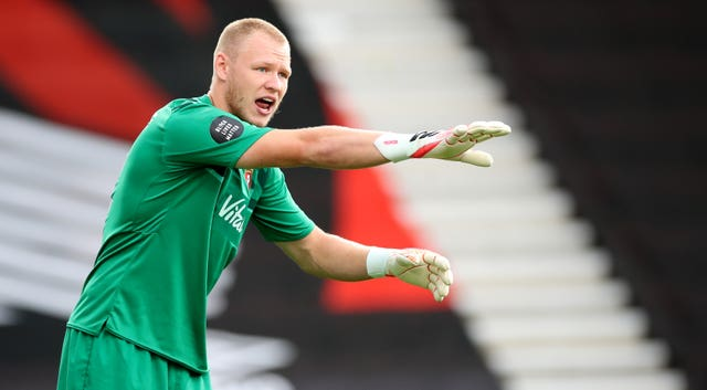 Bournemouth rejected an offer from Sheffield United for goalkeeper Aaron Ramsdale