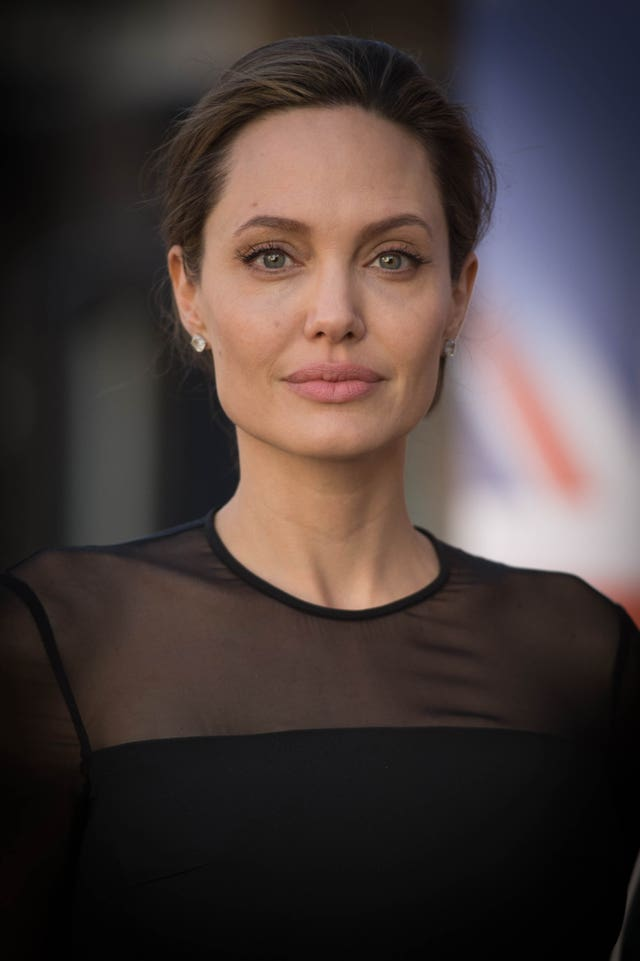 Angelina Jolie interview