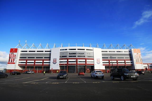 Stoke City v AFC Bournemouth – Premier League – The Bet365 Stadium