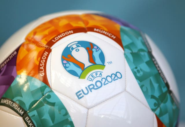 Euro 2020 has been pushed back a year