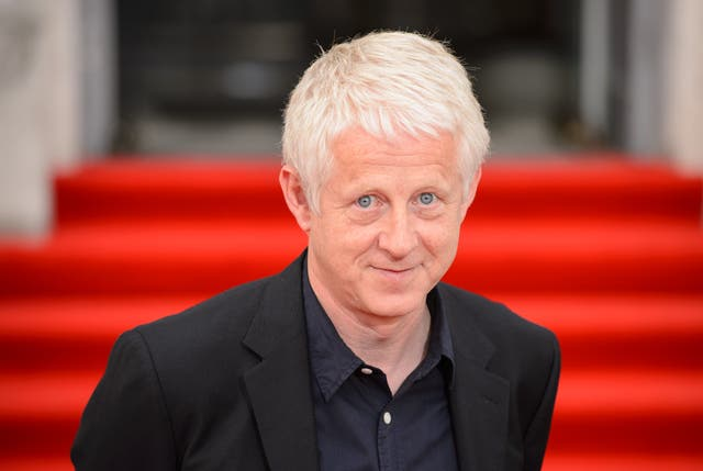 Director Richard Curtis