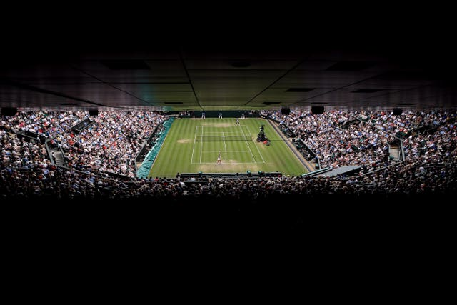 The Wimbledon Championships will return in 2021 after being cancelled in 2020