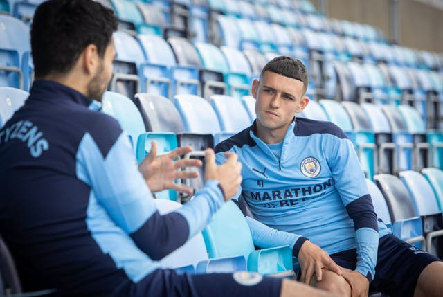 Ilkay Gundogan spoke to Phil Foden about the difficulties he faced during lockdown
