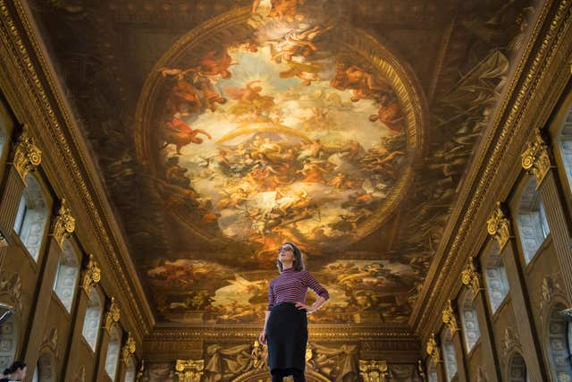 Greenwich's Painted Hall
