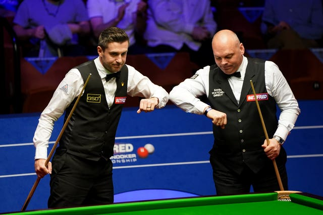 Betfred World Snooker Championships 2021 – Day 13 – The Crucible