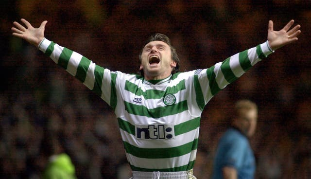 Moravcik became a Celtic hero
